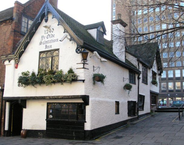 Old Salutation Inn